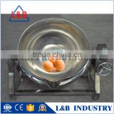 Stainless Steel Double Jacket Electric Egg Boiler/Egg Machine