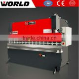 durable welded body CNC wc67y metal plate bending machine with foot pedal price