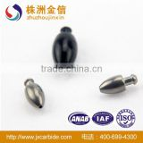 Hot selling Tungsten Fishing Sinkers Can Be Customized