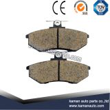 Ceramic disc pad set front brake pad for Toyota Soluna parts