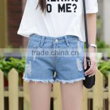 Hot Sale Sexy Women Jeans Factory Shorts teenager denim shorts