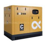 Permanent Magnet Variable Speed Drive Screw Air Compressor