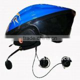 Bluetooth Motorcycle Helmet Headset 500m Interphone with FM MP3 Player for Bicycle