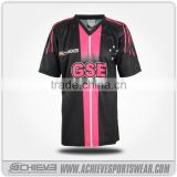 Thai quality custom soccer jersey made in China