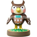 multicolored owl little toys