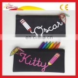 Attraction Beautiful Latest Newly Style Ziplock Pen Bags