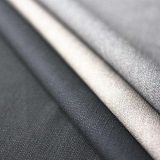 Fashion Polyester TR Men's suit Fabric  Woven Check Suiting Fabric Manufacturer uniform
