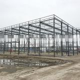 Pre engineering long-span steel structural buildings