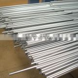 ASTM A312 201, 304, 304L, 316, 316L seamless 2mm thickness small diameter stainless steel pipe