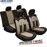 DinnXinn Cadillac 9 pcs full set woven car dog seat cover manufacturer China