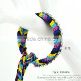 FBS1150 Fashion woven friendship bracelets boy and girl friendship bracelets