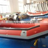 2016 hot sale standard size inflatable catamaran boats for sale