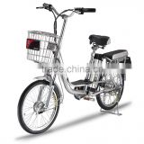 easy ride aluminum alloy classical 48v electric bicycle pedal assistant system