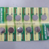 hot sale 3v lithium coin cell Cr2032 battery                                                                                                         Supplier's Choice