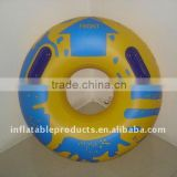 pvc inflatable float tube/buoy