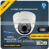 CMOS 1.3MP AHD Camera CCTV Full HD 1280 x 960P Dome Camera Metal housing CCTV Camera AHD IR Dome Waterproof