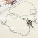 2012 new design cheap low price traditional religion Jesus Christian diamond cross jewellery pendant rhinestone cross necklace