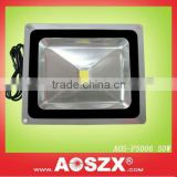 ShenzhenAOSZX Outdoor LED Lighting 3Year Warranty 5000LM IP65 50w LED Flood Light outdoor