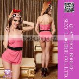 Wholesale low price popular style Sexy Cute Bird Costume