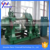 Low Price Two Roll Rubber Open Mixing Mill Machine