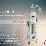 VY-Q20 20 In 1 Intraceuticals Oxygen Hyperbaric Oxygen Facial Machine Therapy Facial Beauty Machine Skin Analysis