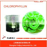 For confectionery Natural food colorants dark green 5% Liquid Sodium Copper Chlorophyllin
