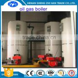 China Produce Vertical Boiler Gas/ Oil Fired Steam Boiler                                                                         Quality Choice
