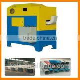 Alibaba website Hydraulic cutting water falling tube drain pipe roll forming machine