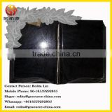 manufacturer for granite headstone wholesale with book shape