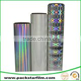 Double Side white laser film pet release film factory