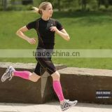 Compression High elasticity running shirts and shots wear clothing clothes