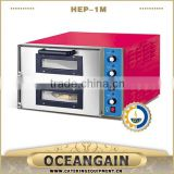 HEP-1M Energy-saving electric pizza oven for restaurant                                                                         Quality Choice