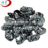 Hot sale free sample cheap natural tumbled pebble stone for landscaping and garden decoration