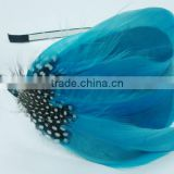 2014 fashion whole feather newborn butterfly ladys headband