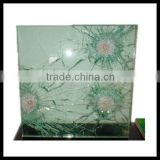 Good quality Safety Bulletproof / Bullet-resistant glass
