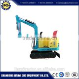 Prices of a New Mini Excavator LY08 Mini Excavator Hydraulic Cylinder Mini Excavator Sales