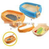 Super practical Cat toilets with 3 colors cat litter box