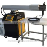 CE,FDA certification 300W H-TFZ300 spot laser aluminium welding machine for adervitising logo