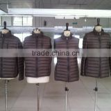 2015-2016 new ultralight down jackets vest ,winter duck down jacket, collapsible jackets coat