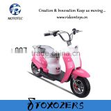 Mototec 49cc gas or 350w 500w electric kids vespa scooter for sale