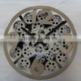 12 inches Wall Gear Clock