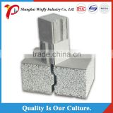 Foamed Eps Cement Sandwich Wall Board Interior, Building Loading Bearing Eps Cement Sandwich Panel Partition
