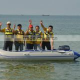 (CE) WEIHAI PVC Inflatable Boat In Good Quality                                                                         Quality Choice
