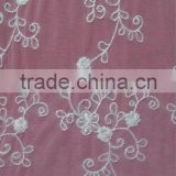 Embroidery Lace Light Twigs Design For Delicated Dress Overtop