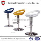 bar stools,bar chair,adjustable seat furniture,chair inspection,furniture inspection services,hardlines inspection,QC inspectors