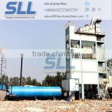 LB1000 hot mix plant,80t/h asphalt batch plant price