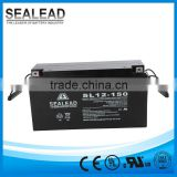 China Supply 2V 150AH Power Tool Battery Electric Skateboard Battery Inverter Batteries 12V Series Battery