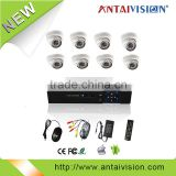 HD 8CH CCTV System 1080N DVR 8PCS 720P AHD Outdoor Video Surveillance Security Camera System 8 channel DVR Kit