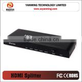 1x4 HDMI Splitter 4 Port FULL HD 3D 24HZ