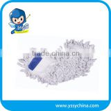microfiber cotton mop head refill corner cleaning brush fuller mop head                                                                         Quality Choice